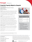 Compressor Capacity: Midpoint vs Dewpoint - Technical Bulletin