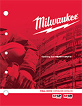 Milwaukee Cordless Catalog