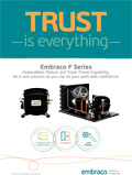 Embraco F Series Condensing Units