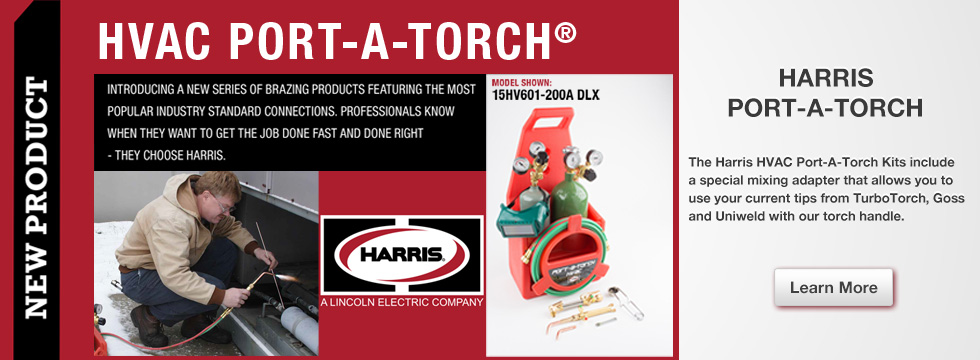 Harris Port-A-Torch