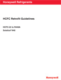 R22 to R448 Retrofit Guidelines
